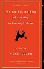 The Curious Incident of the Dog in the Night-Time-Mark Haddon
