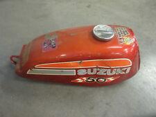 1974 74 Suzuki TS50 TS 50 Gaucho Fuel Gas Petrol Tank SW55