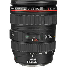 Canon Ef 24-105mm f/4L Is Usm Lens 0344B002 Black Friday Deals White Box