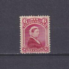NEWFOUNDLAND CANADA 1870, SG# 39, Queen Victoria, MH
