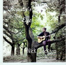 (EL920) Nick Jackson, Beauty's In The Eye - 2013 DJ CD
