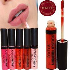5 Colours Technic Matte Lip Gloss Lips Long Lasting Liquid Lipstick Cosmetics