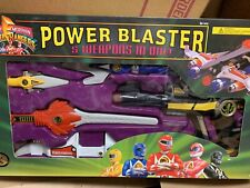 mighty morphin power rangers power blaster