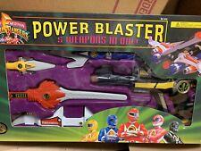 mighty morphin power rangers power blaster