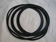 DKW AUTO UNION 3=6 ,1000 & 1000s HEADLAMPS RUBBER SEAL SET NEW !!!!
