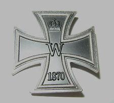 EK 1 -1870- Eisernes Kreuz an Nadelsystem,matt- Aufschrift  GODET