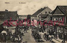 Erster Weltkrieg (1914-18) Architektur/Bauwerk Ansichtskarten aus Polen
