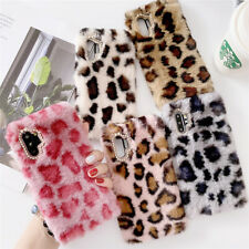 Luxury Bling Soft Furry Phone Case Cover For Samsung Note20 Ultra 5G/S20+/S10/S9