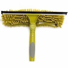Docapole Raclette pour fenêtre + Scrubber Combo de fixation (L/3Raclette