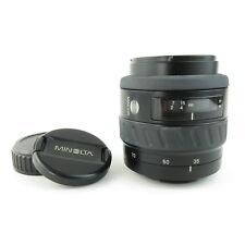 Minolta AF / Sony Alpha Zoom 35-70mm 1:3.5(22)-4.5 Objektiv lens