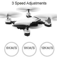 1X HJ28 Large Foldable LED WIFI FPV RC Quadcopter 1080P HD Camera Remote Drone