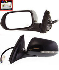2006 Honda Accord Hybrid  Left/ Driver Side View Door Mirror with Signal