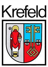 Krefeld 9 histor. Wertpapiere Grundstock Sammlung / Niederrhein Aktien Konvolut