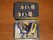 NASCAR 50th Anniversary Pennzoil Tin Steve Park Darrell Waltrip #1 Monte Carlo
