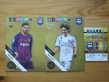 FIFA 365 2019 LIMITED XXL SET 2 CARD MESSI,MODRIC