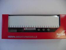 Herpa 076821 h0 rimorchio FFB mammelle silo-Trailers