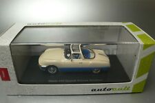 1956 Skoda 440 Spartak Polytex Roadster    Autocult 06028  lim 333 pcs 1:43