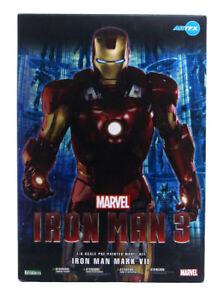 Kotobukiya Iron Man Mark VII Artfx Statue 1/6 Scale Marvel Comics New In Box