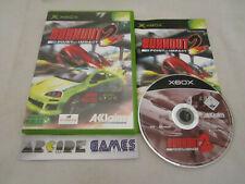 BURNOUT 2 POINT OF IMPACT XBOX (vendeur pro)