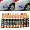 Car Auto Repair Paint Pen Scratch Remover Touch Up Stick Applicator Cleaning