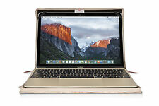 "Twelve South Rutledge BookBook Ledercase Tasche für MacBook 12"" braun"