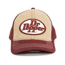 Dr Pepper Oval Logo Hat