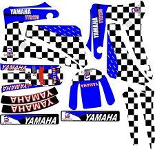 Graphics for 2000-2007 Yamaha TTR125 TTR Decals Shrouds Rear fender Sticker