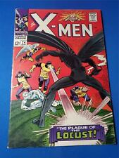 New listing X-Men #24 White Pages Fn+
