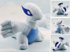 "6"" New Cute Pokemon Lugia Kids Toy Soft Plush Stuffed Doll Toys Birthday"