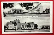 AK ELMSHORN 1957 Gerberstrasse und Reeperbahn mit Auto   ( 15438