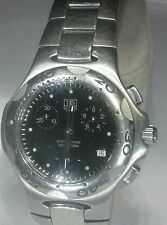 Tag Heuer Professional 200 meters,Swiss Made(CL 1212)Stainless Steel
