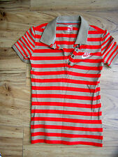 LOVELY LADIES NIKE GOLF SPORT CASUAL FITTED POLO SHIRT SIZE SMALL HARDLY WORN