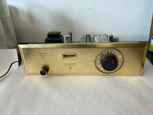 H.H. Scott 314 Wide Band FM Tube Tuner