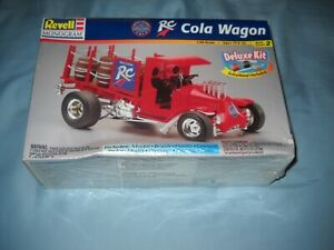 AMT Revell Monogram - RC Cola Wagon - 1/24 scale  *NEW, SEALED*