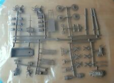 Airfix 1/72 Napoleonic WATERLOO FARMHOUSE ACCESSORIES, wagons, figures on sprues
