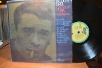 Jacques Brel Greatest Hits featuring Amsterdam LP Stanyan 10050 Stereo