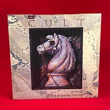 "THE CULT Go West 1984 UK 7"" vinyl Single EXCELLENT CONDITION 45"