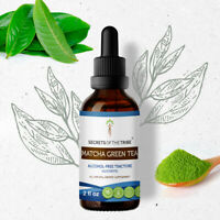 Secrets Of The Tribe Matcha Green Tea Tincture Alcohol-FREE