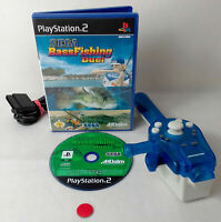 Sega Bass Fishing Duel inkl. Thrustmaster Angel | Playstation | PS2 | in OVP