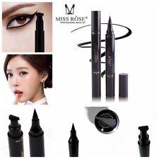 Makeup Tool Waterproof Cat Eye Winged Eyeline Pencil Double Head Vamp Stamp