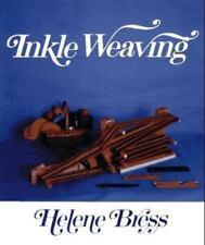 Inkle Weaving by Helene Bress (1990, Paperback, Reprint)