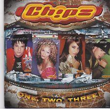 Chipz-One Two Three cd single
