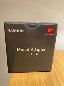 Canon Mount Adapter EF-EOS R - New