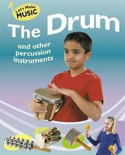 On the Drum and other Percussion Instruments (Let's . by Storey, Rita Hardback