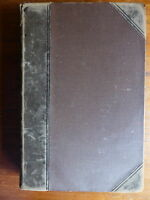 THE HEROES BY CHARLES KINGSLEY PUB MACMILLIAN & CO LONDON 1891 QUARTER LEATHER