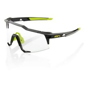 Speedcraft 100% Sunglasses Bike Photochromic Cycling Photochromic Lens