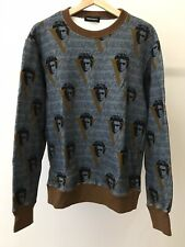 Valentino x Undercover V Face Beethoven Allover Sweater