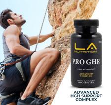 LA Nutrition Amino Acid Bodybuilding Formula Muscle Support Build Muscle NO/HGH