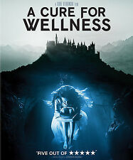 A Cure For Wellness (DVD, 2017)
