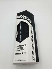 Vittoria Rubino Pro Control Fold G2.0 Cycle Bike Tyre Full Black - 700 X 28C